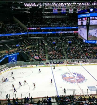 Cómo ver un partido de hockey sobre hielo en Nueva York - Entradas y equipos