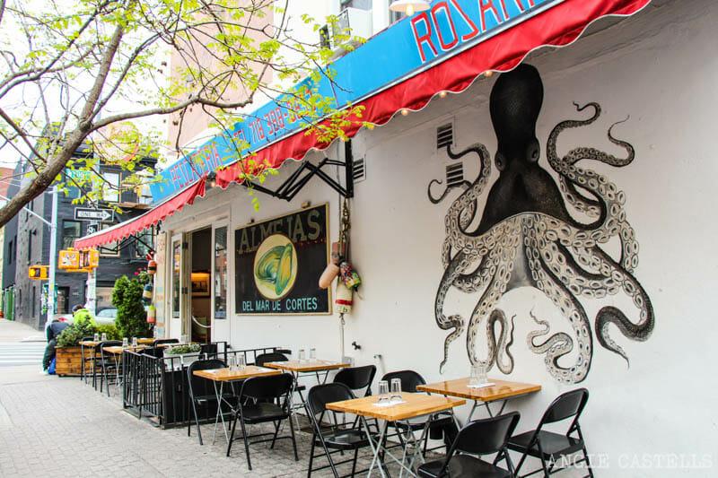 Dónde comer en Williamsburg - Restaurantes y cafeterías