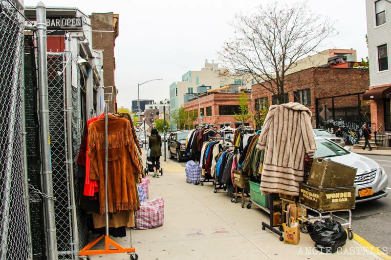 Las mejores tiendas de Williamsburg, Brooklyn