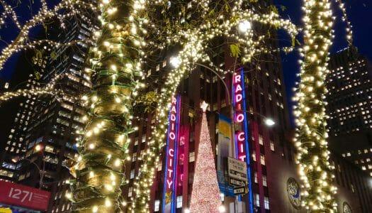 40 cosas que hacer en Nueva York en Navidad