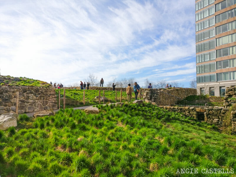 Lugares secretos de Nueva York - Irish Hunger Memorial