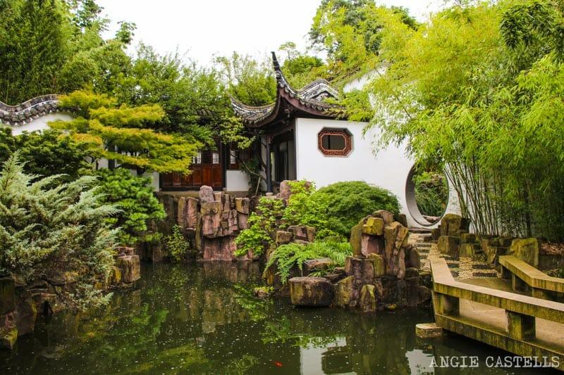 Lugares secretos de Nueva York - Jardin Snug Harbor Staten Island