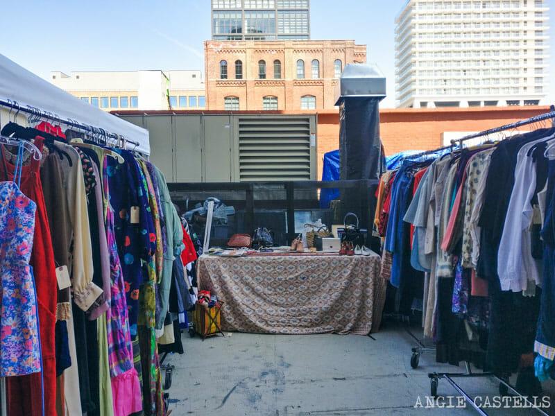 Los mejores mercadillos de Nueva York - Brooklyn Flea Market