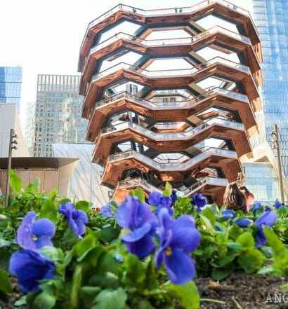 Subir a The Vessel y visitar el barrio de Hudson Yards