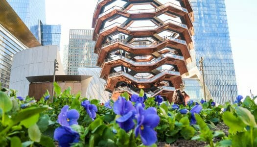 Subir a The Vessel, la nueva escultura de Hudson Yards