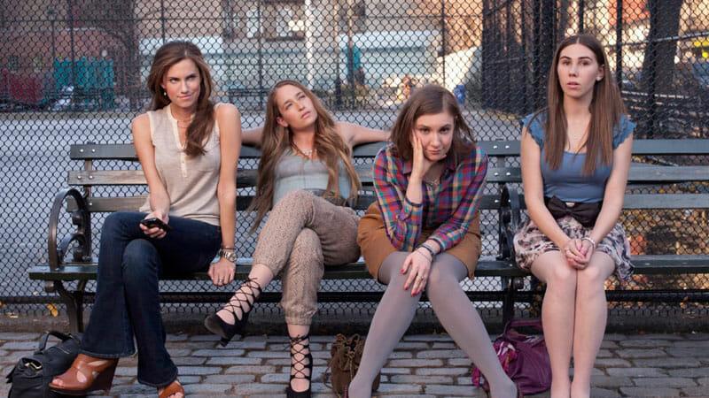 Las mejores series ambientadas en Nueva York - Girls