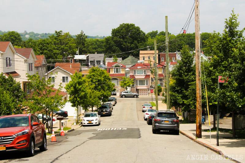 Guía para visitar Staten Island - Calles