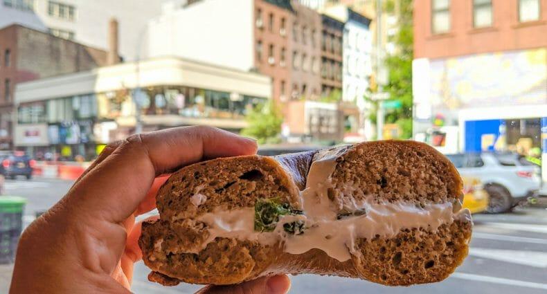 Dónde comer un buen bagel en Nueva York