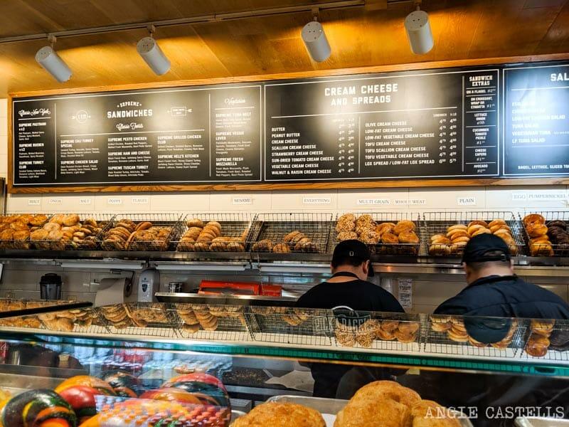 Tiendas de bagels en Nueva York - Pick a Bagel