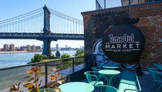 Time Out Market, el mercado de comida de Dumbo