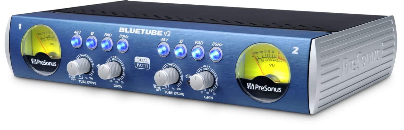 BLUETUBE DP V2 - Przedwzmacniacz Mikrofonowy