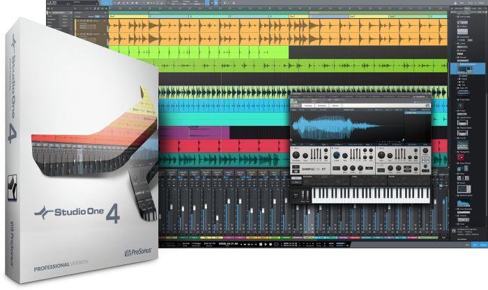 Studio One 4 PROFESSIONAL