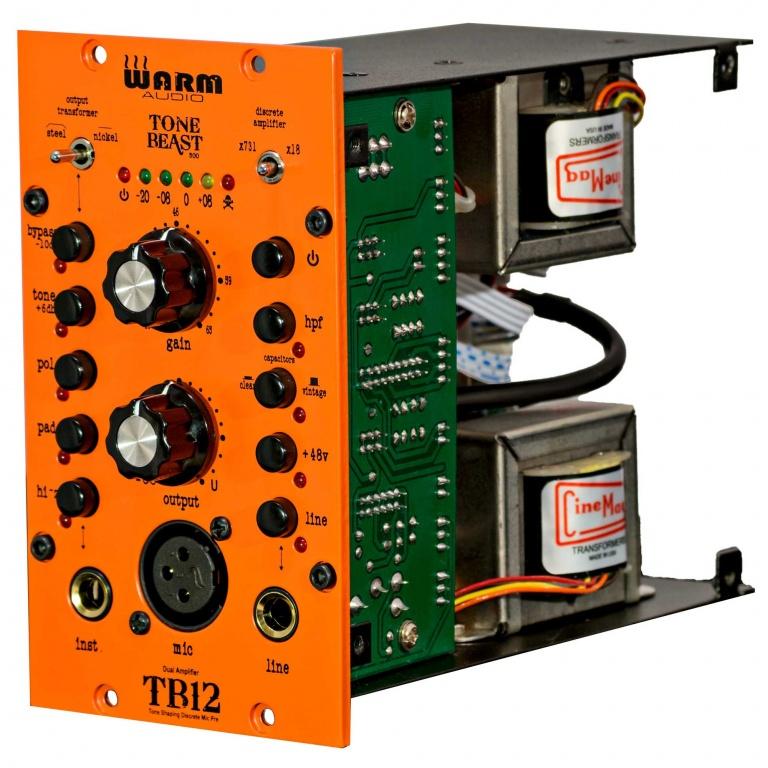 TB12 500 - Preamp Mikrofonowy