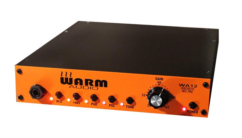 WA12 - Preamp Mikrofonowy