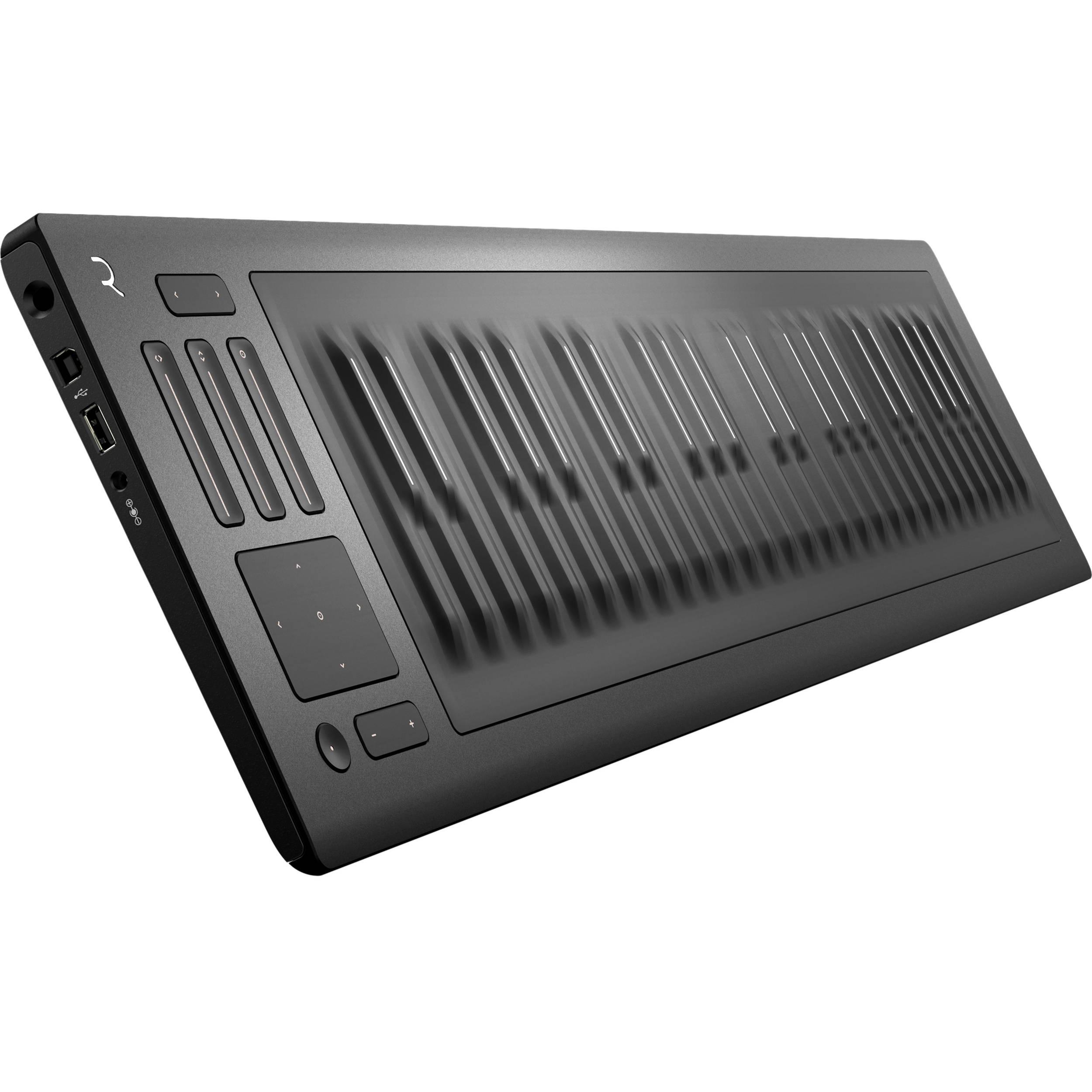 SEABOARD RISE 49 - Innowacyjny Kontroler MIDI