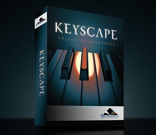 KEYSCAPE - Wirtualne Instrumenty Klawiszowe