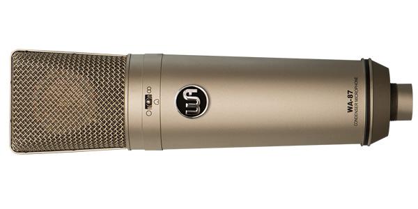 WA-87 - Mikrofon Pojemnościowy