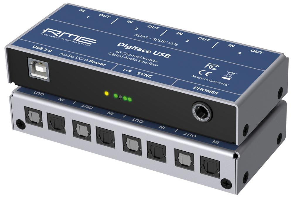 DigiFace USB - Interfejs Audio USB
