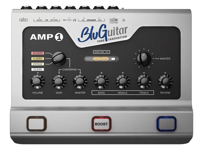 AMP1 - Wzmacniacz Gitarowy