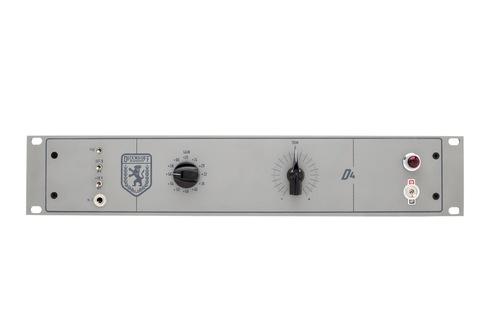 D4 - Preamp Mikrofonowy