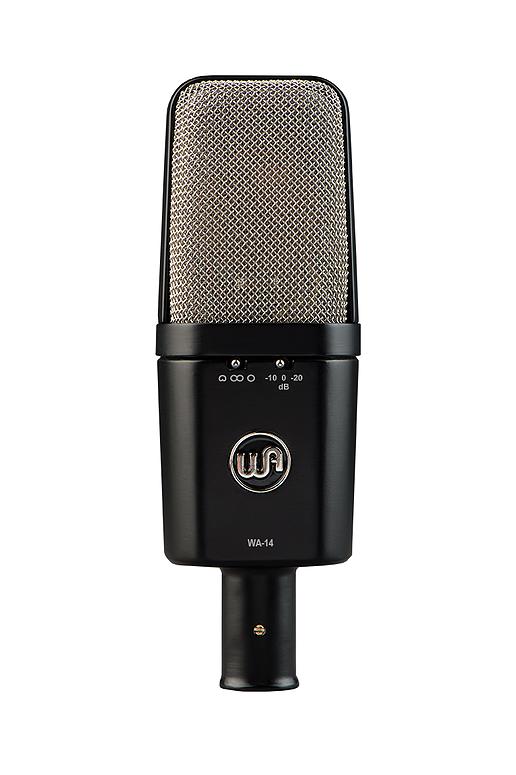 WA-14 - Mikrofon Pojemnościowy