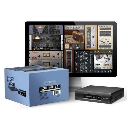 UAD-2 Satellite USB OCTO Ultimate 5