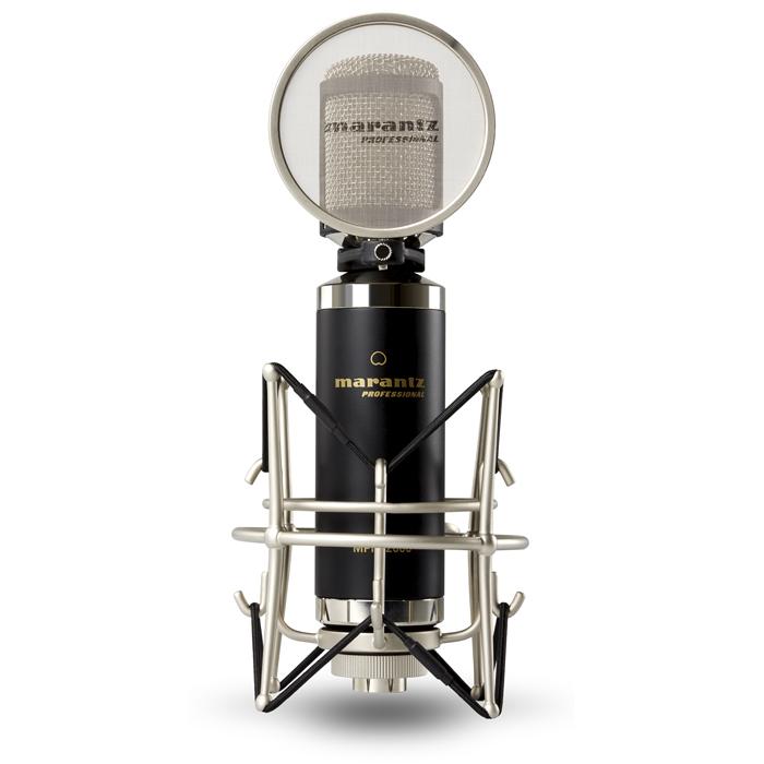 MPM2000 - Mikrofon Pojemnościowy