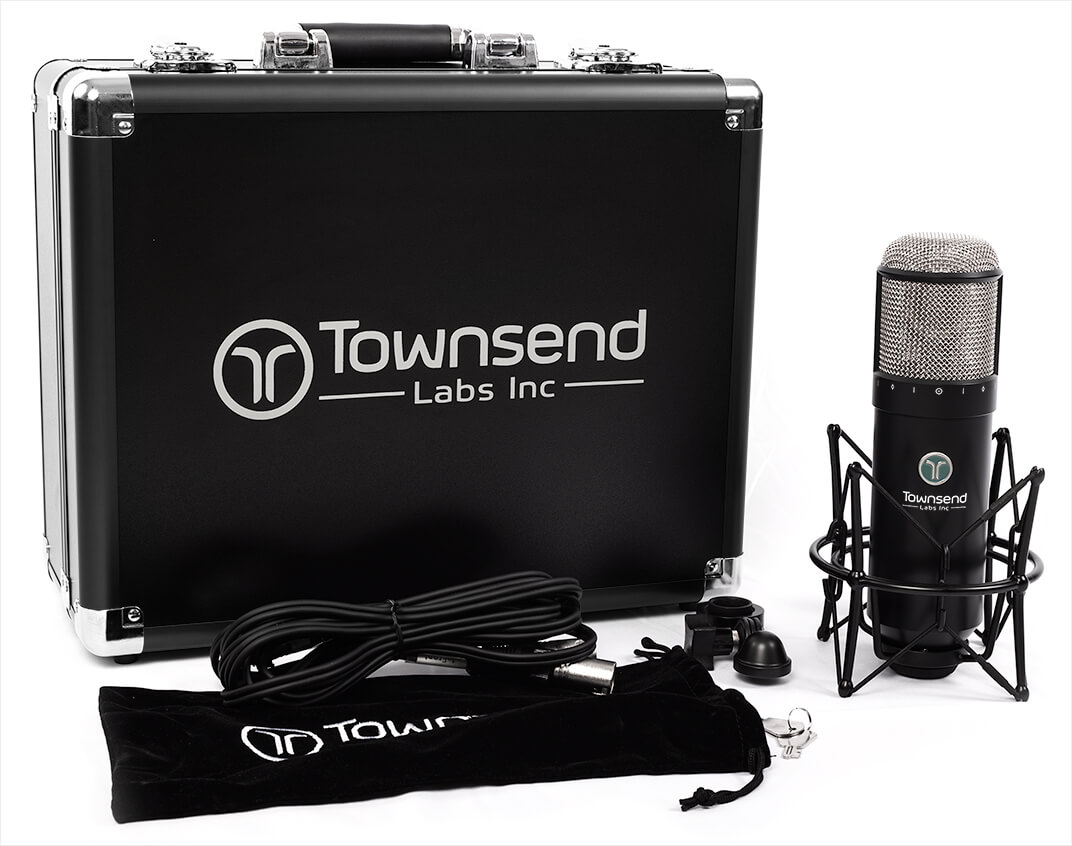 SPHERE L22 - Mikrofon z systemem modelowania