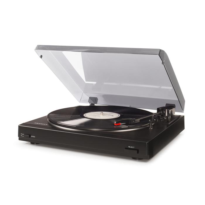 T200A BLACK - Gramofon