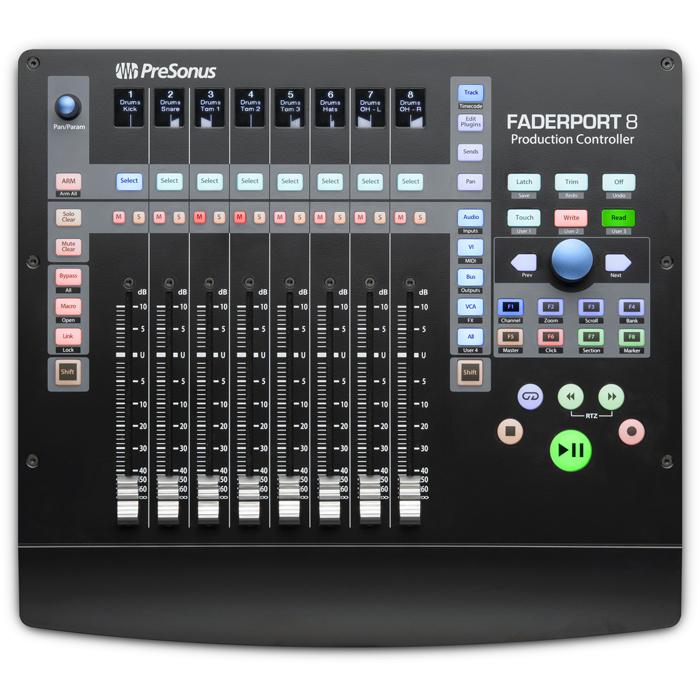 FADERPORT 8 - Uniwersalny kontroler USB