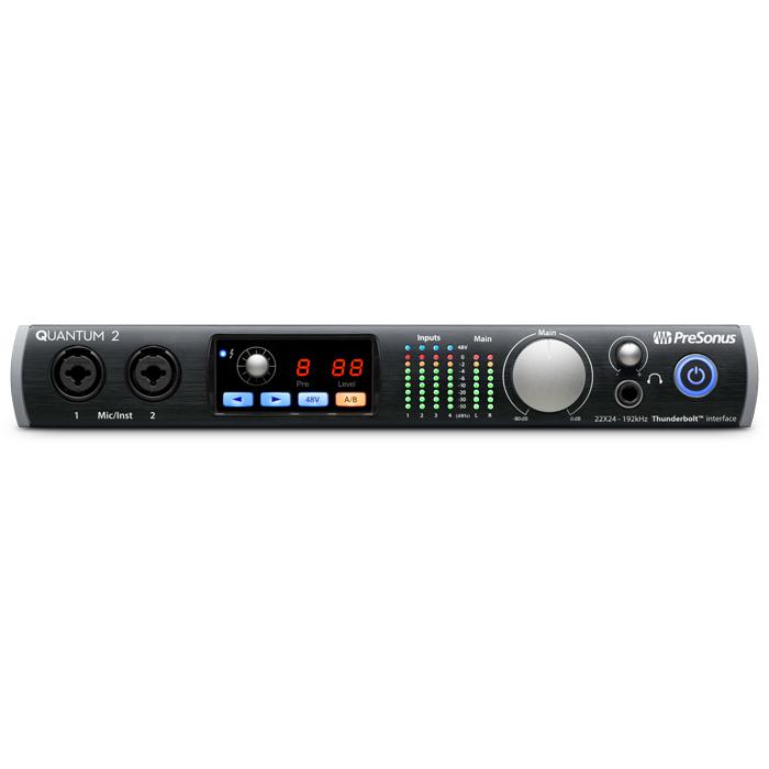 QUANTUM 2 - Interfejs audio Thunderbolt