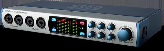 STUDIO 1810 - Interfejs audio USB