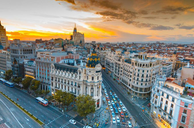 Parkings en Madrid