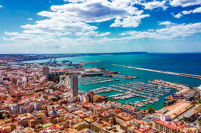 Parkings en Alicante