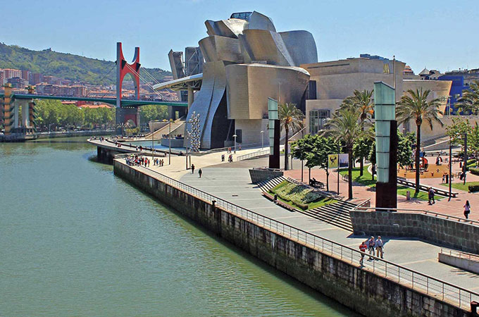 Parkings en Bilbao