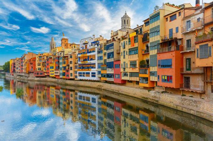 Parkings en Girona