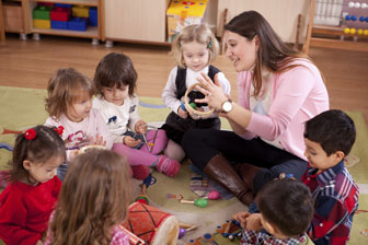 Curso de Auxiliar de Técnico en Educación Infantil