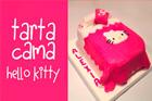 Aprende a elaborar una tarta de Hello Kitty
