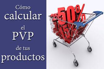 Información Cómo calcular el precio de venta de tus productos