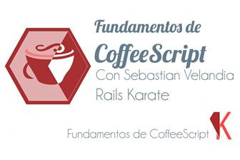 Información Fundamentos de CoffeeScript