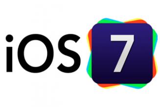 Novedades de IOS7