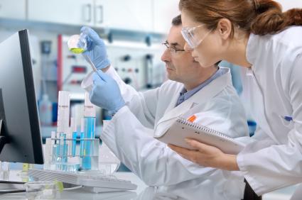 Лаборанти