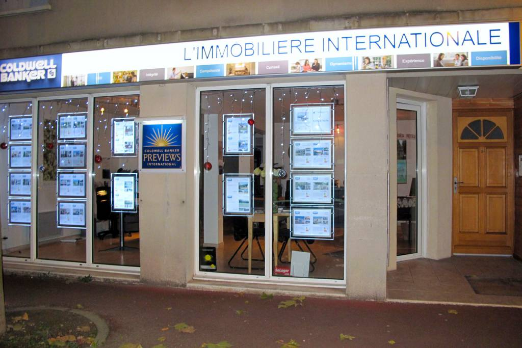 Coldwell Banker L'immobilière Internationale (Saintes)