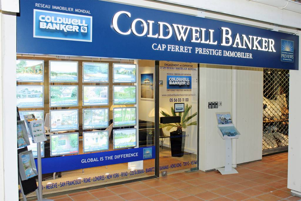 Coldwell Banker Cap Ferret Prestige Immobilier