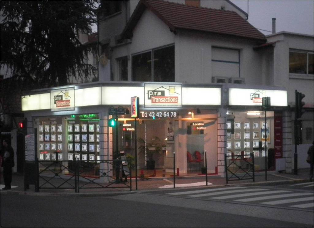 Futur Transactions Colombes