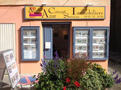 Azur Concept Services Immobiliers