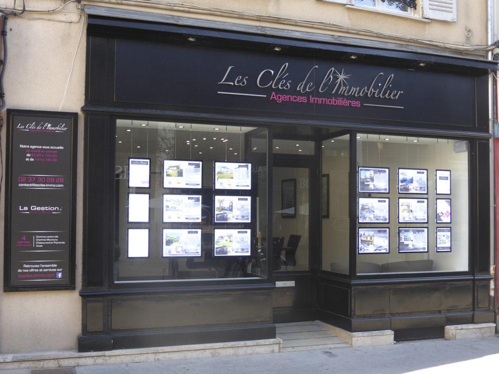Les Clés de L'immobilier & Prestige