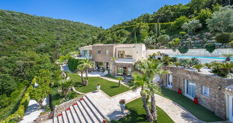 Villa / Property Gassin