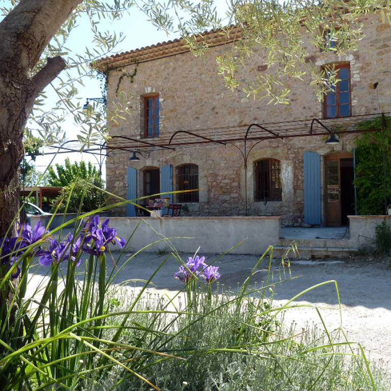 4 bedroom beautifully renovated village  LE LUC house with terrace
