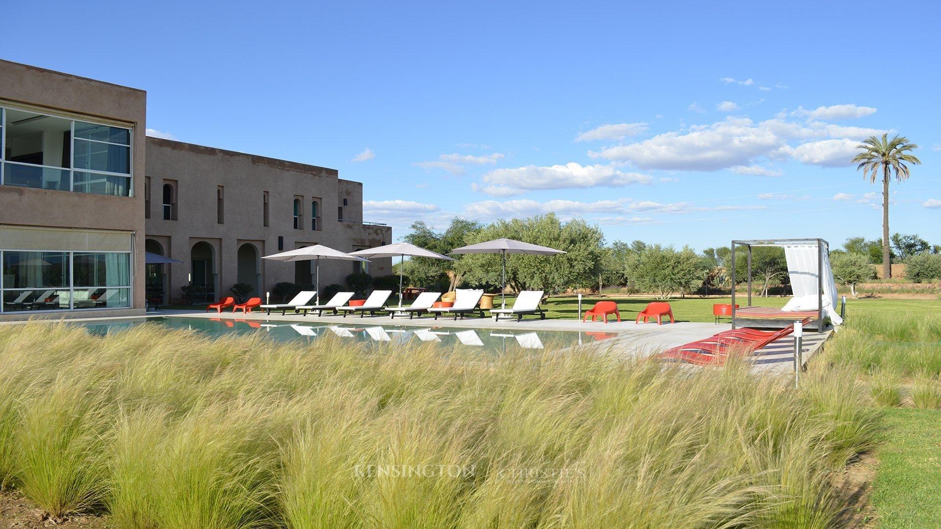 Location villa de luxe marrakech palmeraie villa kenza for Location villa avec piscine agadir